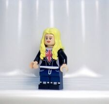 A1028 Lego CUSTOM PRINTED Doctor Who Dimensions INSPIRED ROSE TYLER MINIFIG Amy