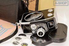 EKRAN USSR 60's 8mm Soviet Russian Movie Camera in a box