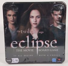 NIP The Twilight Saga Eclipse the movie board game, sealed