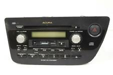 02-06 ACURA BOSE RADIO STEREO CASSETTE 6 DISC COMPACTCD PLAYER  39100-S6M-A100