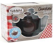 "SCHOKOLAT - ""The Really Useful CHOCOLATE TEAPOT"" Chocoholic Father's Day Gift"
