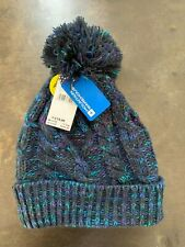 BNWT Mountain Warehouse Alps Multi Cable Bobble Hat  RRP £19.99