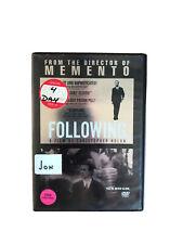 Following (DVD, 2001)