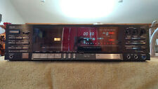 Teac V-900X Stereo Cassette Deck Excellent Condition! Best Deck of the 1980's!