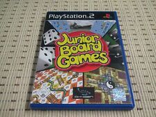 Junior Board Games pour playstation 2 ps2 ps 2 * OVP *