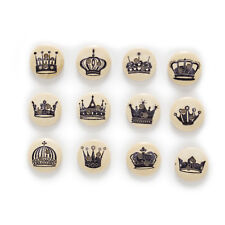 d7a2bf74ec Crown Buttons in Sewing Buttons for sale | eBay