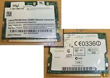 Carte Intel PRO/Wireless 2200BG WM3B2200BG