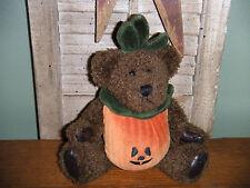 "Boyds Bears Chenille 2000 ~8"" Spunky Boobear~ J.B. Bean Collection"