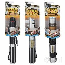 Star Wars Rebels Red or Blue Extending Lightsabers Darth Vader Official All 3 A1189