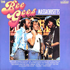 The Bee Gees LP Massachusetts - UK (EX/EX)
