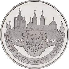 Poland / Polen - 20zl 500th Anniversary - Plock Province
