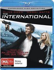 The International ( Blu-ray )