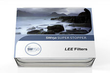 LEE Filters SW150 Super Stopper 150x150mm Graufilter 15 stop long exposure
