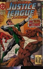 justice league the devil within Comice Book Book FAST SHIPPING Worldwide !!!!!!!