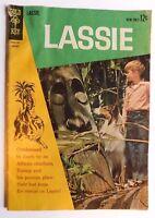 Lassie Comic Book, Gold Key Comics January 1962 Used Vintage