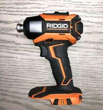 "Ridgid R86035 Gen X5 18v ¼"" Cordless Impact Driver Quick Release Chuck Tool Only"