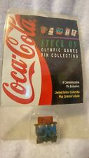 1996 Coca Cola , New Olympic Pin, Welcomes the World
