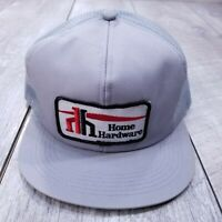 Vintage Home Hardware Building Patch Trucker Hat Cap Snapback K-Brand Kbrand