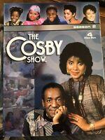 The Cosby Show - Season 2 (DVD, 2006, 4-Disc Set)