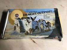 Airfix Military Series 32nd Scale Desert Outpost Plastic Model Kit