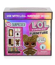 LOL SURPRISE! Furniture Set BOUTIQUE Queen Bee 10+ Surprises includes Bee doll.