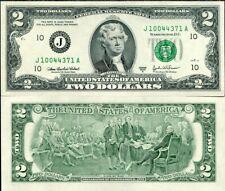 UNITED STATES 2 DOLLARS USA 2003 A P 516 b KANSAS CITY MO, J UNC