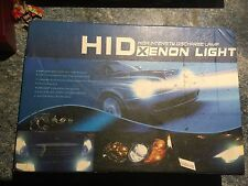 Xenon HID Light Conversion kit  6000K up to 2004