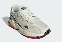 Womens Adidas Originals Falcon trainers white shoes NEW SIZE UK 4 LAST ONE retro
