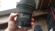 GOOD CONDITION Tokina AT-X PRO 11-16mm f/2.8 Pro DX Digital Lens