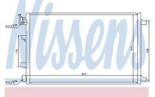 NISSENS Condensador de aire acondicionado 940038