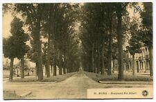 CPA - Carte Postale - Belgique - Mons - Boulevard Roi Albert (DG15112)