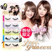 Japan Love Princess False Eyelashes Mixed Styles 5 pairs/box LIMITED EDITION #03