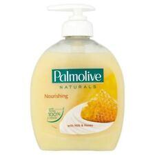 Körperpflege mit Honig Palmolive