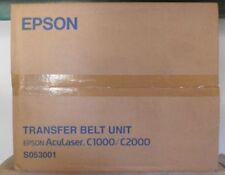 Original Epson s053001 Transfer Unit pour ACULASER c1000 c2000 c13s053001 neuf dans sa boîte a