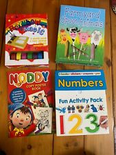 Kids Activity Bundle And Toys