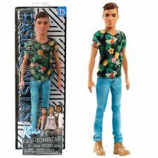 Tropical Vibes Ken | Barbie | Mattel FJF73 | Slim Fashionistas 15 | Puppe