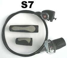 SRAM Spectro S7 SACHS Drehgriffschalter Schalthebel Nabenschaltung 7Gang +Griffe