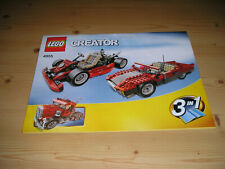 Lego System Creator  Anleitung 4955