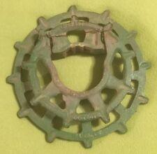 Vintage ~ Nos ~ John Deer ~ Gear ~ Tractor ~18 Tooth~ Steam Punk ~ Art Supply