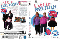 LITTLE BRITAIN - ABROAD --- das 2teilige Special --- Kult-TV --- Comedy ---