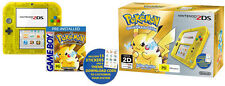 Nintendo 2DS Special Edition Pokemon Yellow Version *BRAND NEW!* + Warranty!