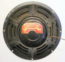 "CAPEHART * RADIO / PHONO  31P4:  12"" CAPEHART MAGNET SPEAKER - 6 OHMS"
