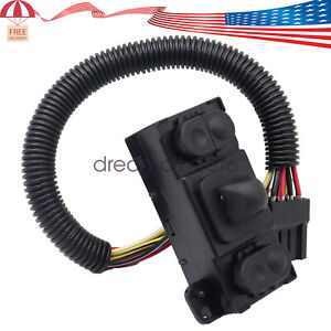 Power Seat Switch Control Left Driver Seat F65Z14A701AA For Ford/Lincoln 1993-14