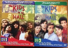 The Kids in the Hall, The Complete Season 1 and 3 (DVD sets)