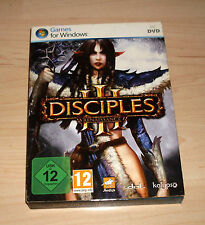 Gioco COMPUTER PC GAME GIOCO-Disciples III 3-renaissances