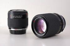 """Tokina AT-X Macro lens 1:2 90mm f/2.5 (32) for om """"bokina"""" incl. macro extender"""