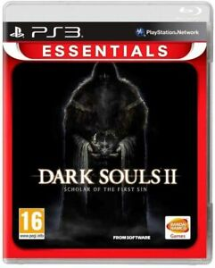 Dark Souls II: Scholar of the First Sin - Essentials PS3 - New and Sealed