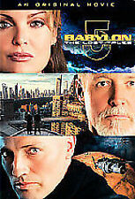 Babylon 5 Lost Tales DVD Bruce Boxleitner Teryl New and Sealed Original UK R2