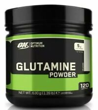 Optimum Nutrition ON Glutamine Powder 630g Use Gold Whey for Muscle