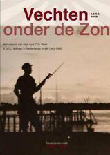 """""""Vechten onder de Zon"""" - KNIL biografie leger nederland"""